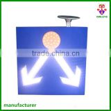 Factory Directly Sale Solar Led Traffic Light,Branch Road LED Traffic Sign