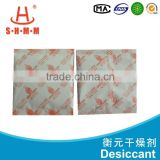 Silica Gel 5g Non Woven Fabric Packing Desiccants