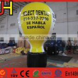 Inflatable hot air balloon toy, balloon advertising, hot air balloon rental