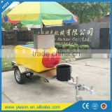 YS-RG220 New Design mobile canteen trailer hot dog