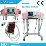 beauty salon equipment cold laser slim machine / 5 minutes shaper