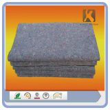 China Needle Punched Recycled Grey Bed Mattress Mat