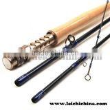 All aluminum CNC cutting reel seats fishing fly rods