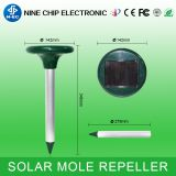 Solar Snake Repeller Ultrasonic Dog Control Field Animal Scarer Professional Cat Control