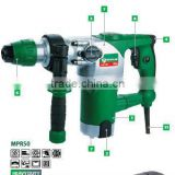 High Quality Status Durable Tools Power Rotary Hammer