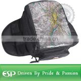 #4001Y 1680D PE Tank Bag Motorcycle Bag