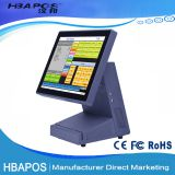 HBA-Q5 15 inch touch screen pos system/pos terminal/cash register