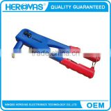 Hand Riveter 10.5'' 2.4mm 3.2mm 4.0mm 4.8mm, Tempered and Hardened British Steel Hand Riveter