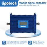 LCD Repetidor De Sinal Celular ALC Repeater DCS 1800MHz Mini Cell Phone Signal Booster 70db repeater