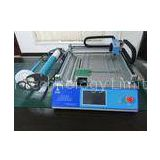 Full Touch screen Vision System CHM-T48VA Desktop SMT Pick And Place Machine PNP Machine CE