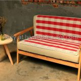 Polyester/Cotton Protective Sofa Cover Plain Dyed Pattern