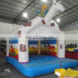 Inflatable Horse bouncer with EN-14960 Standard for sale
