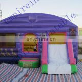funny inflatable jumping castle for sale JC012