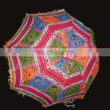 ETHNIC SUN UMBRELLA