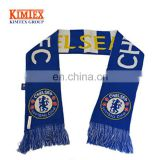 Promotion Woven Bar Soccer Scarf