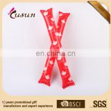New design eco printed inflatable team cheering stick wholesales manufacturer