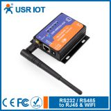 IoT Industrial Serial WIFI Converter, RS232/RS485 serial equipment to WIFI or Ethernet