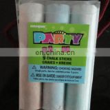 white chalk jumbo eco-friendly side walk chalk