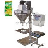 Dry Powder Filling Machine / Powder Packing Machine For Chilli , Spices , Washing Powder , Chemical
