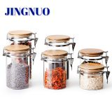 Cheap Price Best Quality High Borosilicate Glass Jars for Storage
