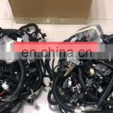 pc300-6 excavator computer main wiring harness 207-06-61241