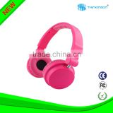 Wired Headset from superb durable use with non-toxic EVA/headset with rj jack /headset with rohs