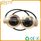 Fashion stylish best quality deep bass sports wireless on-ear bluetooth headsets                                                                                                         Supplier's Choice