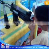 2016 ball shooting gun toy machine