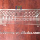 perforated polycarbonate sheet for machine guard
