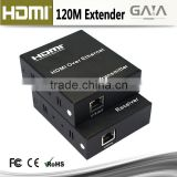 HDMI Extender 120m Over CAT5e/CAT6 Cable 1080p - Up to 330 FT 100M with IR