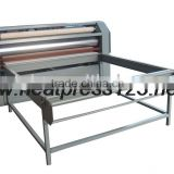 "60"" CE certificate roll to roll large format sublimation hot press transfer machine for t-shirt"
