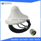 Best quality digital 4g lte flat patch directional satellite antenna