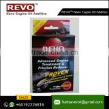 Go Green! with Eco Friendly Revo NANO Engine oil additives at Affordable Rates