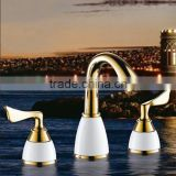 Royal Faucet Gold Plated Basin Mixer