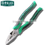 7-9 inch industrial type European style decentered pliers(Chrome-Vanadium Steel)