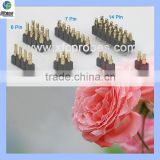 PCB pogo pin connector, 2 pin SMT pogo pin, 3 pin connector, 4 5 6 7 8 10 12 pin connector, =Alibaba Trade Assurance= available