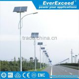 Everexceed all in one solar street led panel light