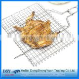 wholesale barbecue wire mesh barbecue bbq grill wire mesh net charcoal grills steel wire bbq mesh
