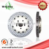 New Racing Forged Auto Big 6 Pot Brake 380mm Floating Car Disc
