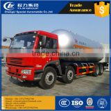 340horsepower engine euro III standard 12.6tons 30,000L 8x4 lpg gas transportation truck
