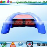 hot sale cheap inflatable lawn tent/inflatable portable garage canopy