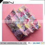 Factory Design Available 0-3 Year-old Softexible OEM Kintted Disposable Underwear For Children