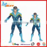 Soft PVC custom 3D bendable toy plastic action figures