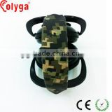 Electronic Protective Earmuffs with Camo pattern headband