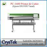 pvc sticker printing machine print and cut printer roland printer cutter