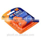 hot selling c/lr14 batteries 1.5v alkaline battery from Shenzhen Pkcell                                                                                                         Supplier's Choice
