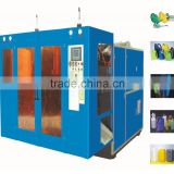 automatic pe/pp/ps/pc plastic material for bottle hydraulic extrusion blow molding machine
