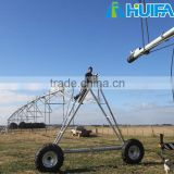 Automatic center piovt irrigation farm equipment with End gun