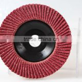 Calcine Ceramic Abrasive Cloth Flap Disc