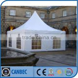 outdoor aluminum frame pagoda tent for party wedding
